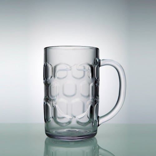 German Beer mug 0,40cl